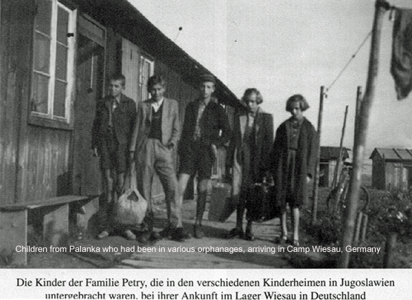 Children-Palanka-been-in-various-orphanages-arriving-Camp- Wiesau-DE